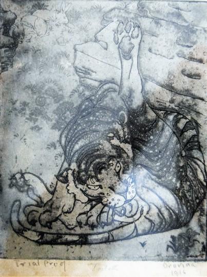 Pissarro Orovida .Toilette web